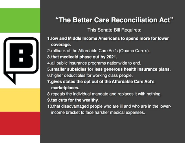 """The Better Care Reconciliation Act"" ""The Better Care Reconciliation Act"".jpg"