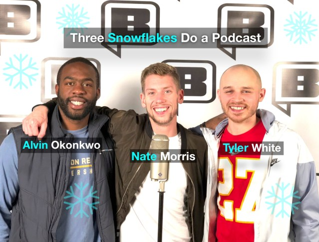 Three Snowflakes Do a Podcast.jpg