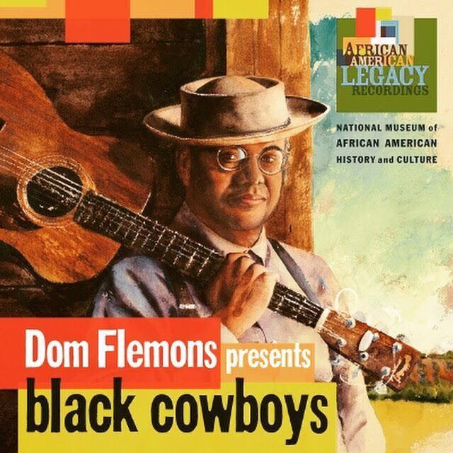 Dom Flemons Black Cowboys
