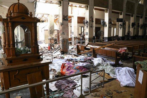 Easter Sunday Terrorist Attack; 140 dead and 560 injured