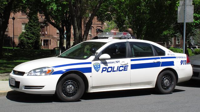 Rochester police Daniel Prude