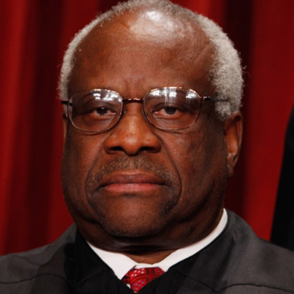 U.S. Supreme Court Justice Clarence Thomas Twitter dissent