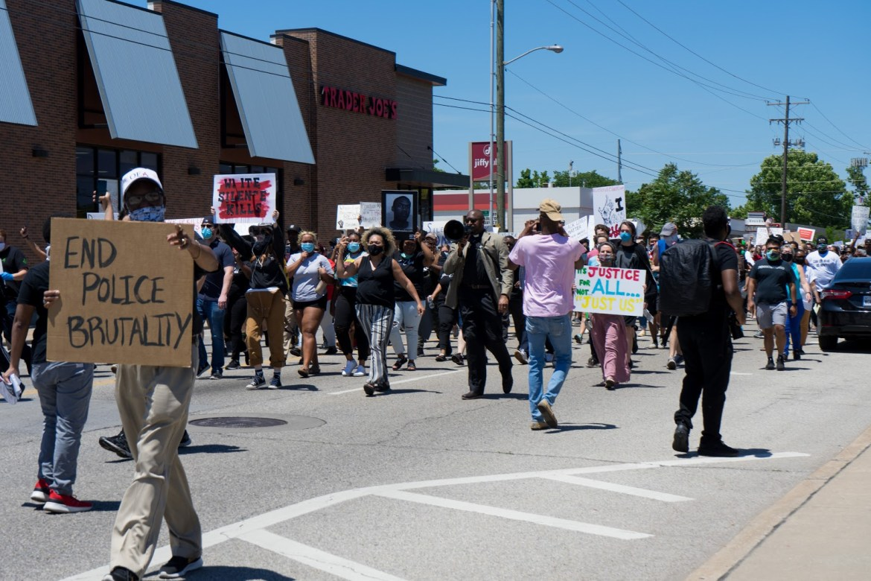 peaceful protest bills
