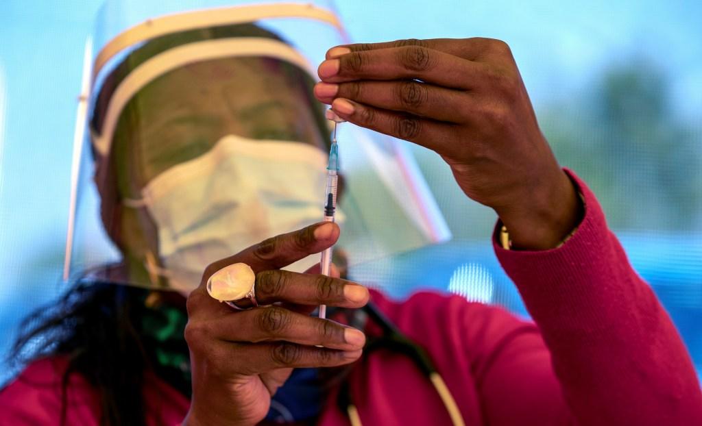 covid vaccine africa