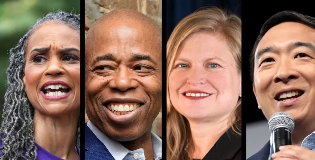 new york city mayoral ranked choice voting