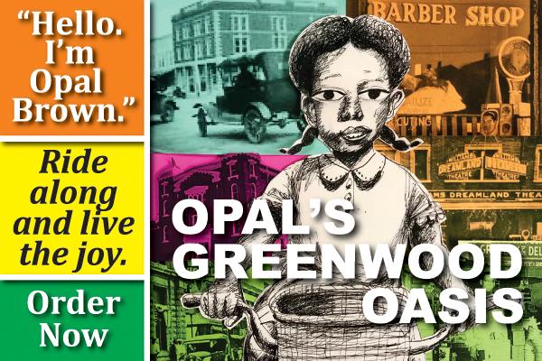 Opal's Greenwood Ad 1