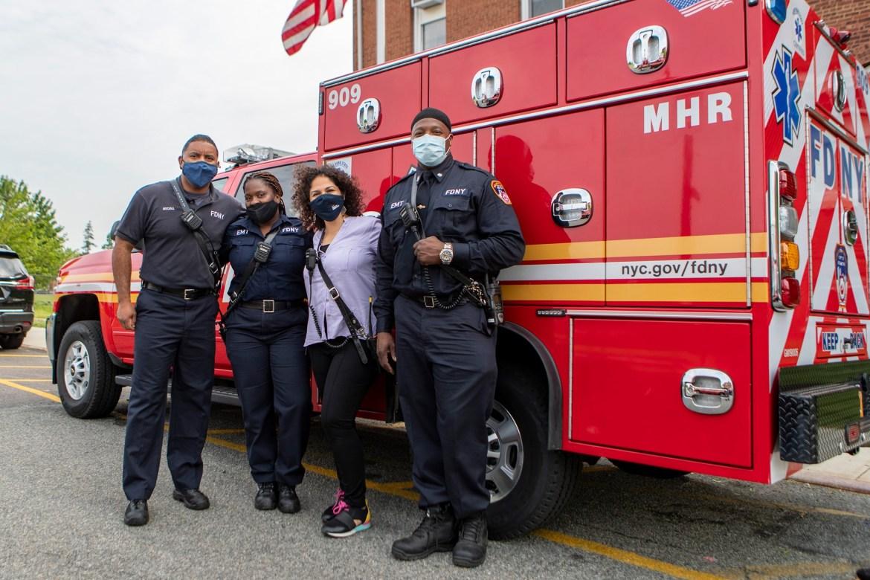 emergency response team mental health