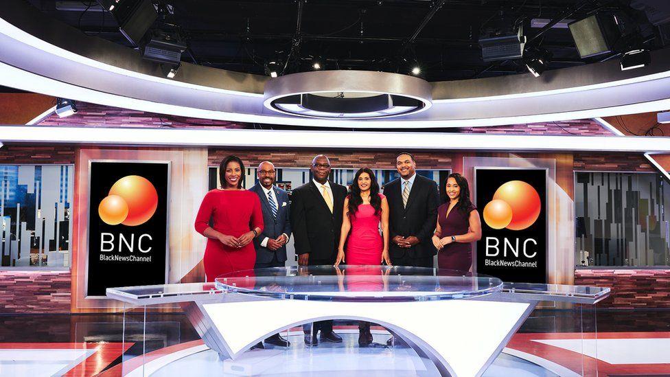 black news channel hbcu