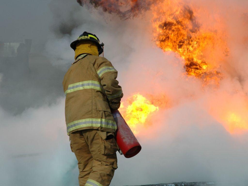 tulsa firefighter