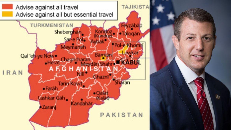 Markwayne Mullin afghanistan