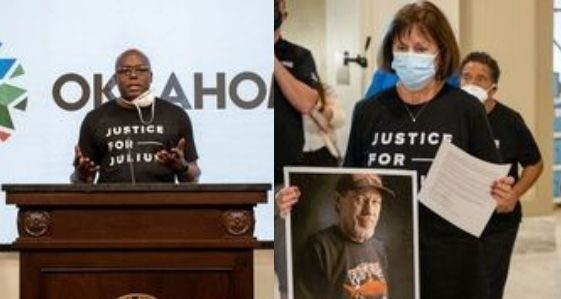 death row exoneree julius jones