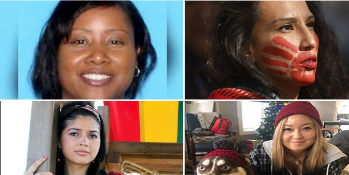Black women missing missing white woman syndrome missing and murdered indigenous women