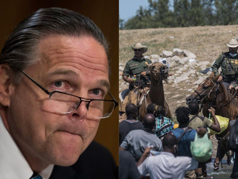 special envoy daniel foote haitian migrants