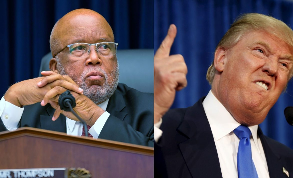 bennie thompson donald trump select committee insurrection