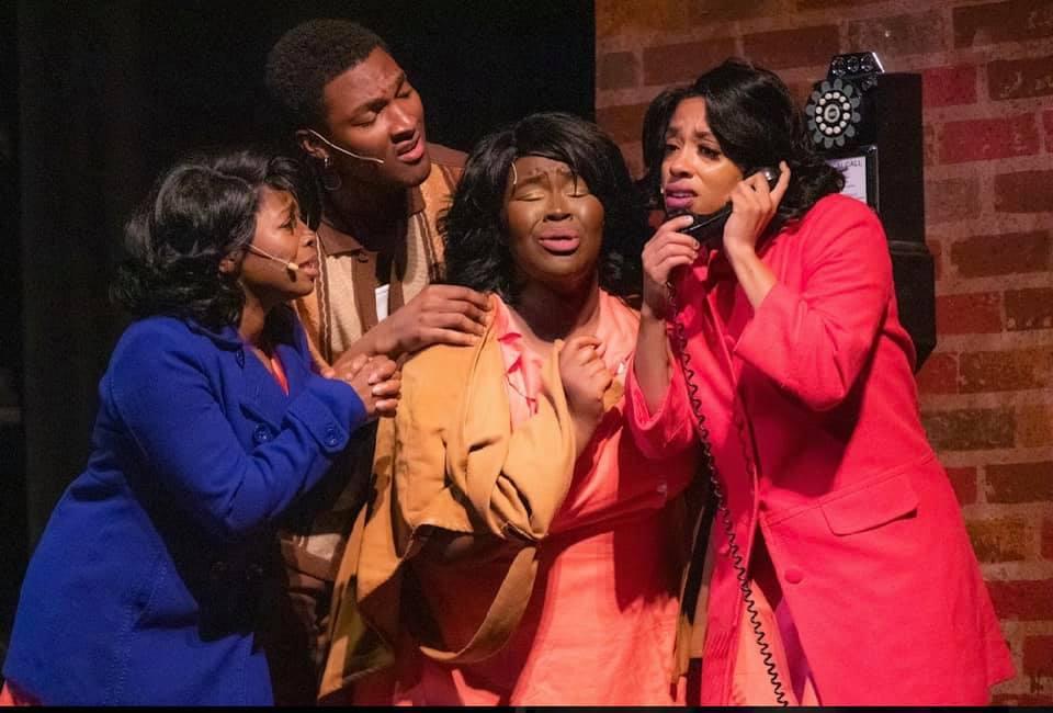 dreamgirls broadway theatre arts tulsa