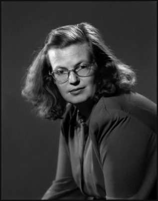 "USA. New York City. 1940s. Shirley JACKSON, author of ""The Lottery"". Contact email: New York : photography@magnumphotos.com Paris : magnum@magnumphotos.fr London : magnum@magnumphotos.co.uk Tokyo : tokyo@magnumphotos.co.jp Contact phones: New York : +1 212 929 6000 Paris: + 33 1 53 42 50 00 London: + 44 20 7490 1771 Tokyo: + 81 3 3219 0771 Image URL: http://www.magnumphotos.com/Archive/C.aspx?VP3=ViewBox_VPage&IID=2K7O3RB9TZD5&CT=Image&IT=ZoomImage01_VForm"