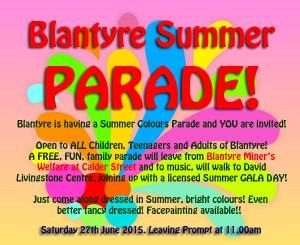 colours parade