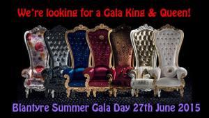 gala king & queen