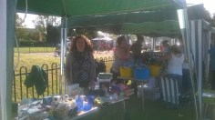 High Blantyre Gala Day 5th Sept Brilliant Stalls (PV)