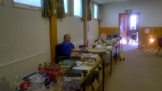 Bric a Brac at Baptist Church (High Blantyre Gala Day 5th Sept PV