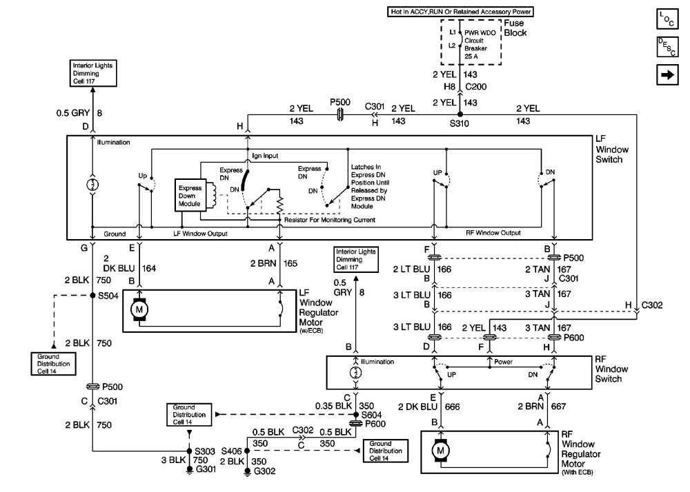 medium resolution of 2004 grand am fuse block diagram