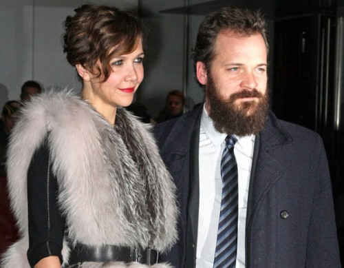 Maggie Gyllenhaal And Peter Sarsgaard Marry