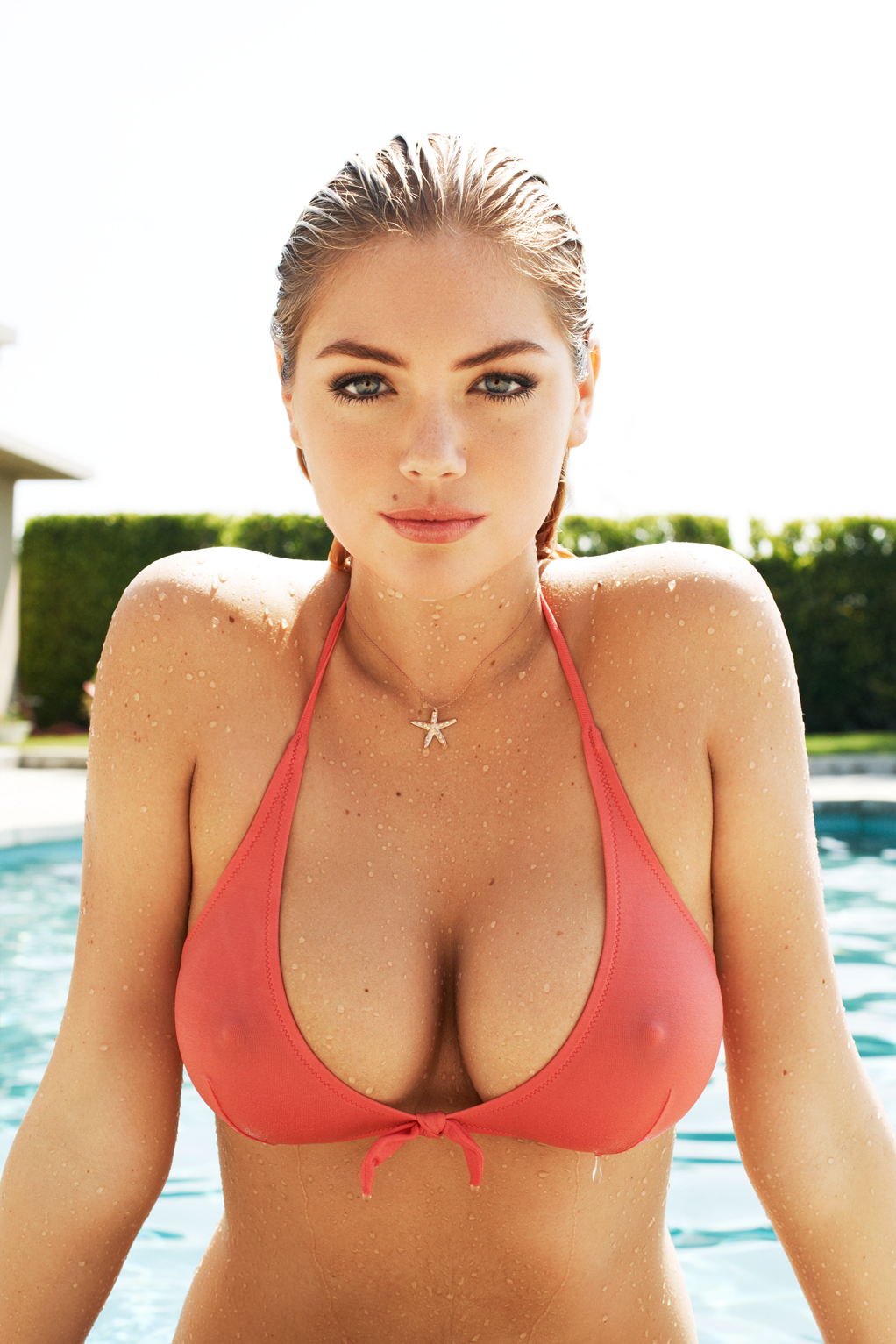 Kate Upton See Through Outtakes