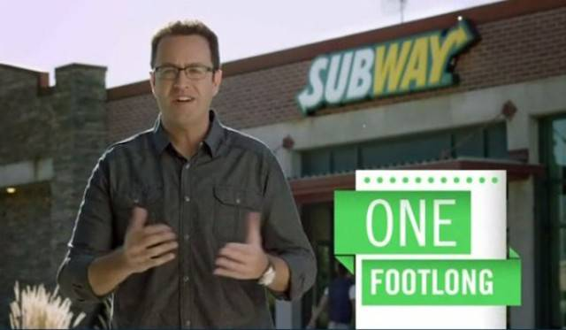 Jared of Subway Sandwich Fame Home Searched. Possible Ties to Child Pornography   The Blemish