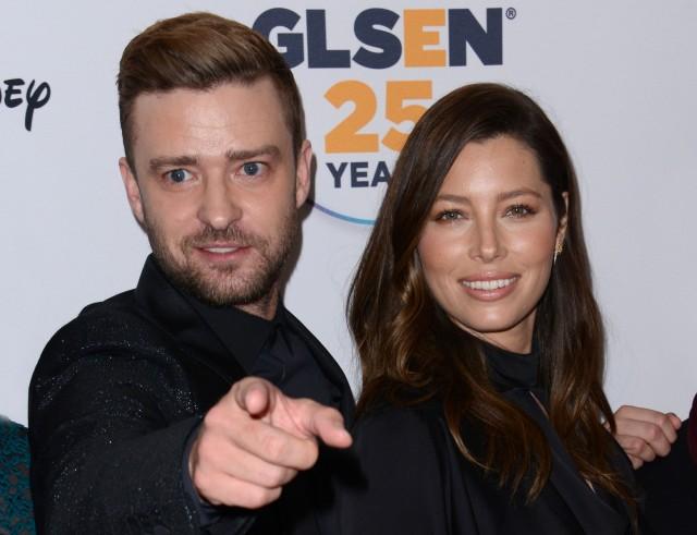 Justin Timberlake e Jessica Biel uniscono la truppa della celebrità Anti  Vaxxers