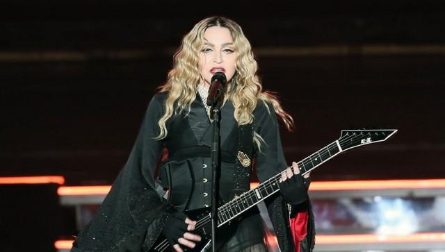 Madonna ha rivelato recente a 2 ore al concerto i giorni dopo avere chiestle qualcuno in FK