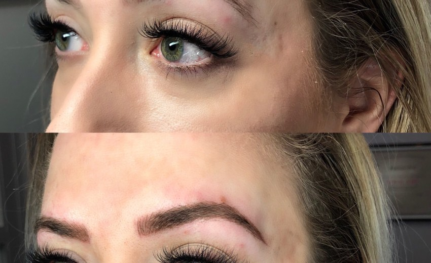 Microbladed Brows That Wow!