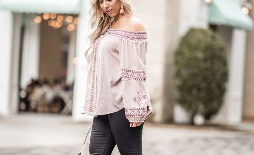 #FridayFinds: Off-The-Shoulder