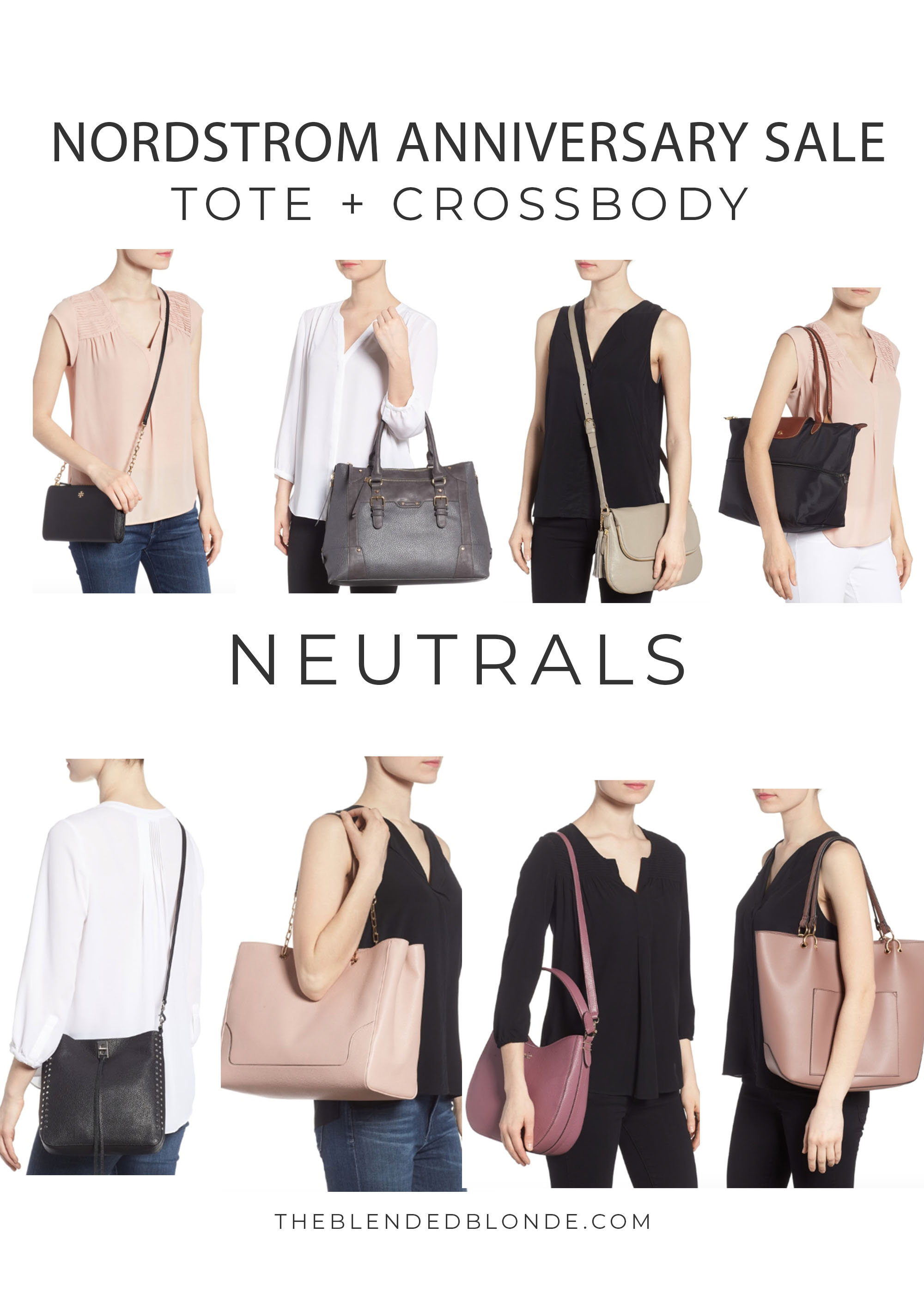 TOP HANDBAG PICKS FROM THE NORDSTROM ANNIVERSARY SALE 2018