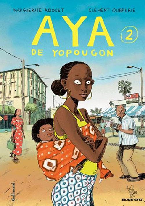 Aya-2_theblerdgurl_Marguerite Abouet_african comics