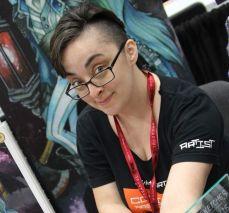 tess fowler, theblerdgurl, interview, comics, womenincomics