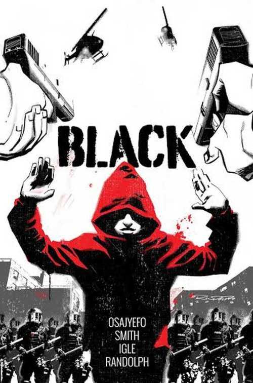 black comics, blackmask, theblerdgurl