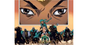 malika, theblerdgurl, review