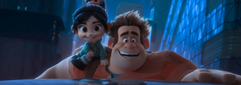 ralph breaks the internet, theblerdgurl