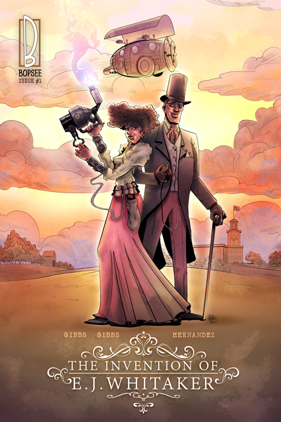 The Invention of E. J. Whitaker, theblerdgurl, the gibbs sisters