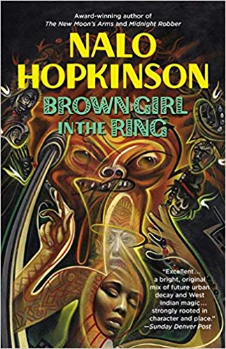 Nalo Hopkinson,  Brown Girl in the ring, world book day