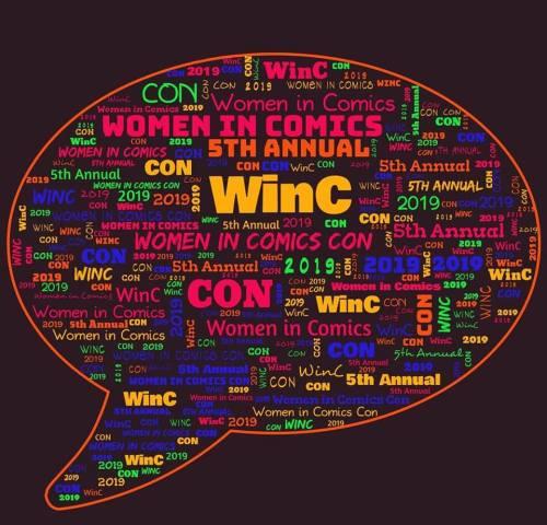 WinC, Women in comics