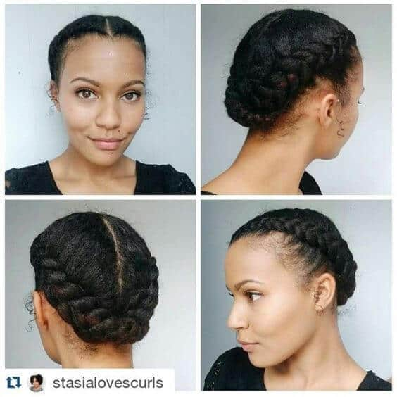13 Trendy Transitioning Hairstyles For Short Hair The Blessed Queens