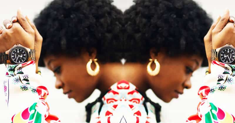 How To Style Short Natural Hair At Home Like A Madam The