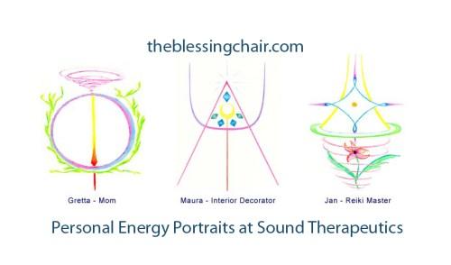 Personal Energy Portraits by Deb Barrett