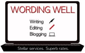 Wording Well Logo
