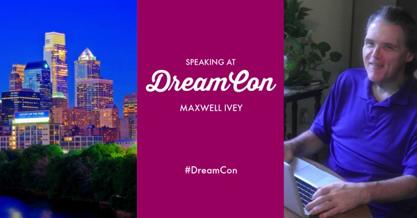DreamCon  Maxwell Ivey
