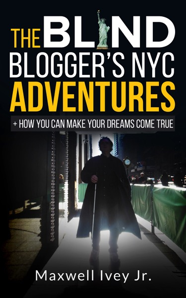 The Blind Blogger's NYC Adventures  Amazon cover