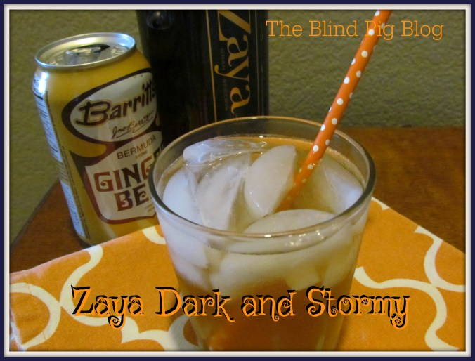 zaya dark and stormy