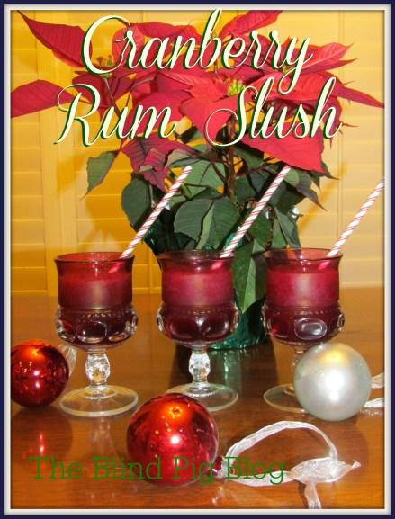 cranberry rum slush4