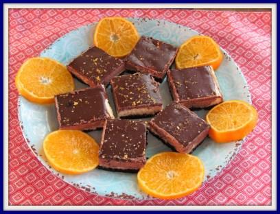 spirited chocolate orange bars13